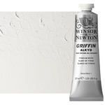 Griffin Alkyd Fast-Drying Oil Color 37 ml Tube - Titanium White