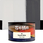 SoHo Urban Artist Oil Color 430 ml Can - Titanium White