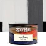 SoHo Urban Artist Oil Color 430 ml Can - Titanium White
