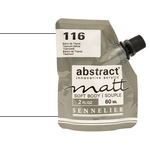 Sennelier Abstract Matt Soft Body Acrylic Titanium White 60ml