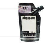 Sennelier Abstract Acrylic 120ml Titanium White - High Gloss