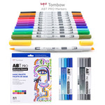 Tombow ABT PRO Marker Sets & Markers