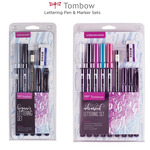 Tombow Lettering Pen & Marker Sets - Beginner & Advanced