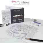Tombow MONO Pro Drawing Pencils & Sets