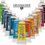 Grumbacher Max Water Mixable Oil Colors
