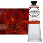 Gamblin Artist's Oil Color 37 ml Tube - Transparent Earth Red