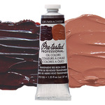 Grumbacher Pre-Tested Oil Paint 37 ml Tube - Transparent Red Oxide