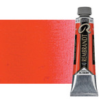 Rembrandt Extra-Fine Artists' Oil Color 40 ml Tube - Transparent Red Medium