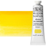 Winsor & Newton Artists' Oil Color 37 ml Tube - Transparent Yellow