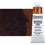 Williamsburg Handmade Oil Paint 37 ml - Transparent Yellow Iron Oxide