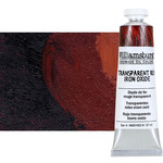 Williamsburg Handmade Oil Paint 37 ml - Transparent Red Iron Oxide