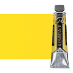 Rembrandt Extra-Fine Artists' Oil Color 40 ml Tube - Transparent Yellow Medium