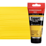 Amsterdam Expert Acrylic Transparent Yellow Medium 75 ml