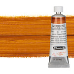 Schmincke Mussini Oil Color 35 ml Tube - Transparent Yellow Oxide