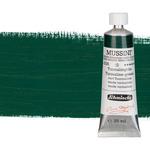 Schmincke Mussini Oil Color 35 ml Tube - Turmaline Green