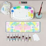 SMOOSH Art Turner Acryl Gouache Sets