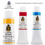 Turner Concentrated Professional Artists' Watercolors