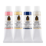 Turner Concentrated Artists' Watercolors- Professional Set Pearl Set of 4 15 ml Tubes - Pearl Colors