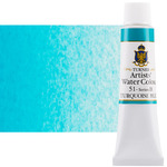 Turner Concentrated Professional Artists' Watercolor 15ml Tube - Turquoise Blue