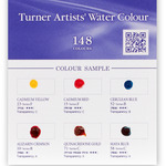 Try-It Turner Watercolor Dot Card