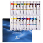 Turner Professional Artists Water Color 15ml Set of 18 Colors