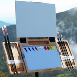 u.go™ Plein Air | Anywhere™ Pochade Box & Accessories