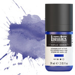 Liquitex Professional Acrylic Gouache 2oz Ultramarine Blue (Red Shade)