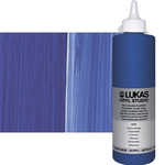 LUKAS CRYL Studio Acrylic Paints Ultramarine Blue 500 ml