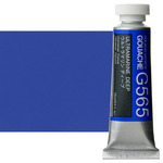 Holbein Artists' Gouache 15 ml Tube - Ultramarine Deep