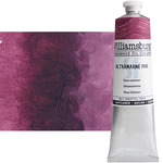 Williamsburg Handmade Safflower Oil Color 150ml Tube - Ultramarine Pink