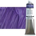 LUKAS Cryl Pastos Heavy Body Acrylics Ultramarine Violet Hue 200 ml
