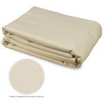"""Unprimed Cotton Duck #12 Blanket (12 oz.) 120"""" x 6 Yards - Uniform Texture"""
