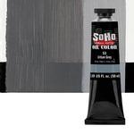 SoHo Urban Artist Oil Color 50 ml Tube - Urban Grey