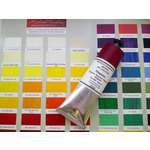 Michael Harding Handmade Artists Oil Color - Handmade Color Chart