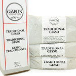 Gamblin Traditional Gesso 1 lb