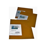 "Guerrilla Carton Board 10-Pack 5x7"" - Brown"