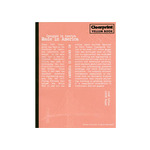 """Clearprint Vellum Book Plain 4x6"""""""
