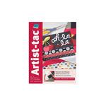 """Artist-Tac Adhesive Dots 25 Sheets 8.5 x 11"""""""