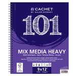 Cachet 101 Heavyweight Mixed Media Pad