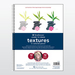 Strathmore 200 Learning Series Texture Color Pencil Pad 9x12 In