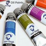 Van Gogh Oil Paints