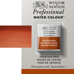 Winsor & Newton Professional Watercolor Half Pan - Venetian Red