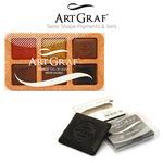 Viarco ArtGraf Tailor Shape Pigments & Sets
