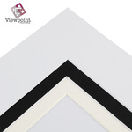 Viewpoint Pre-Cut Bevel Bulk 25 Mat Packs