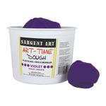Sargent Art Art-Time Dough 3lb Violet