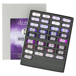 Richeson Hand-Rolled Soft Pastels Set of 33 Violets