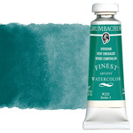 Grumbacher Finest Artists' Watercolor 14 ml Tube - Viridian