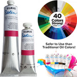 LUKAS Berlin PRO Artists Water Mixable Oil Colors
