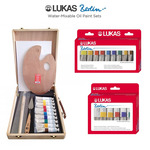 LUKAS Berlin Water-Mixable Oil Color Sets
