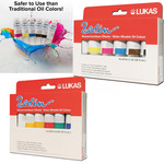 Lukas Berlin Water Mixable Oil Color Sets